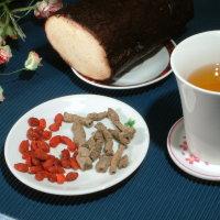 腰酸背痛保健茶飲-巴戟山藥茶