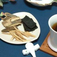 腰酸背痛保健茶飲-杜仲續斷茶